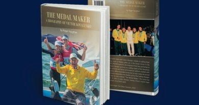 The Medal Maker  – книга о Викторе Коваленко