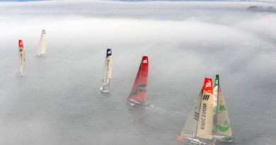 ©Volvo Ocean Race