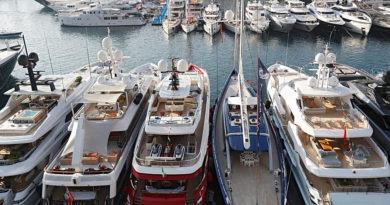 Monaco Superyachts 2016
