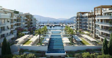 Порт Монтенегро открывает новый апарт-комплекс