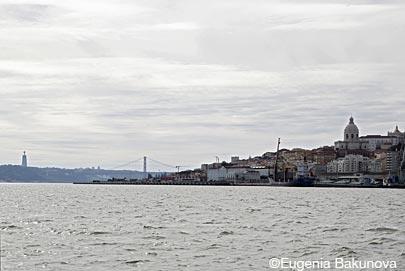 LisbonSailing in Tejo ©Eugenia Bakunova MainSail.Ru