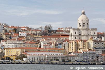 Lisbon Tejo ©Eugenia Bakunova MainSail.Ru