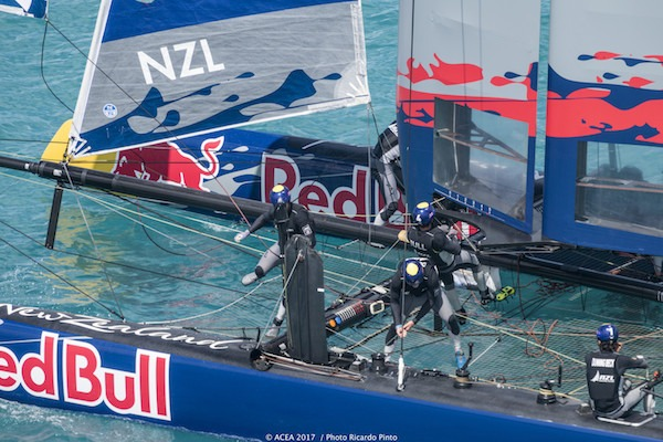 35th America's Cup 2017 - Red Bull Youth America's Cup