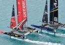 Team New Zealand увеличила отрыв от Artemis Racing