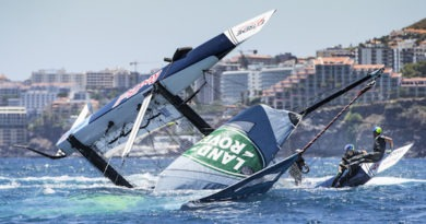 The Extreme Sailing Series