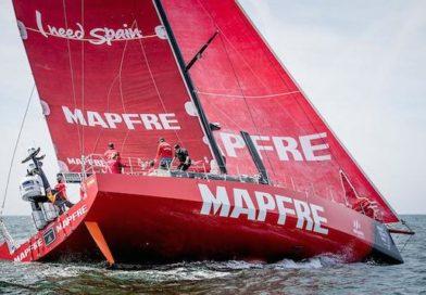 Blair Tuke joins MAPFRE in the Volvo Ocean Race