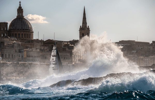 ©Rolex Middle Sea Race