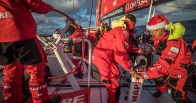 ©Jen Edney/Volvo Ocean Race