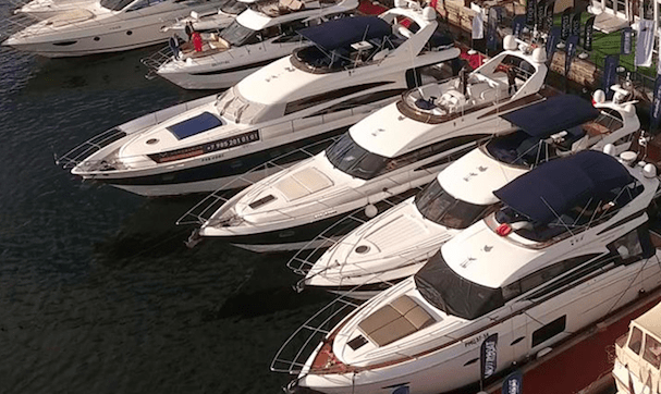 Moscow Yacht Show