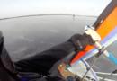 57 узлов на льду. Видео
