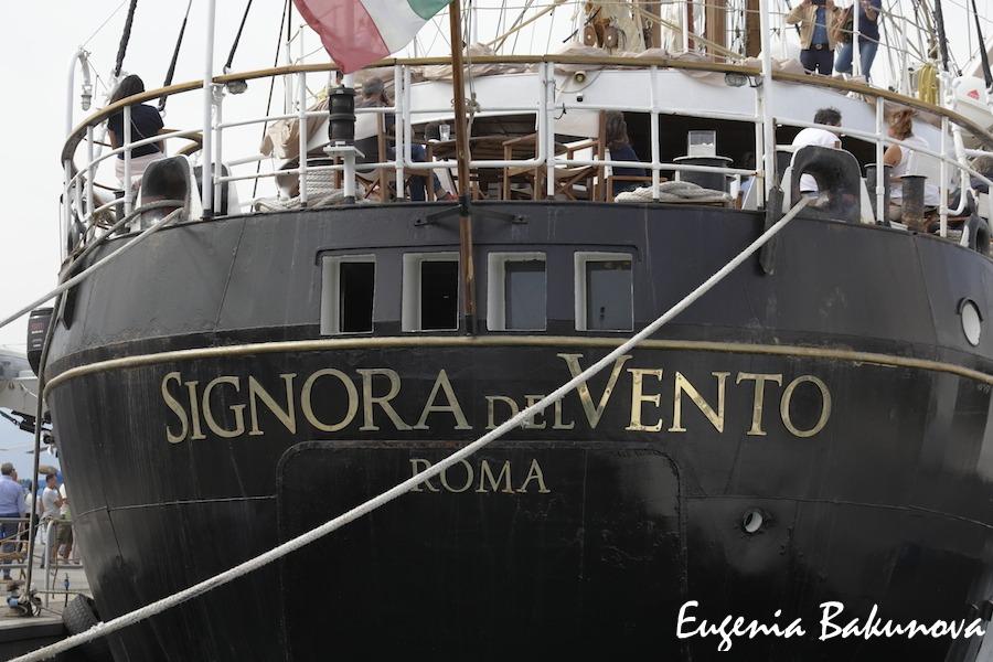Genova Salone Nautico ©Eugenia Bakunova MainSail.Ru