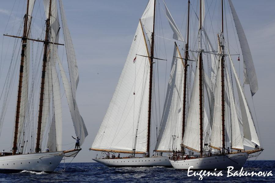 Monaco Classic week ©Eugenia Bakunova MainSail.Ru